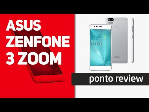 PONTO REVIEW - ASUS ZENFONE 3 ZOOM