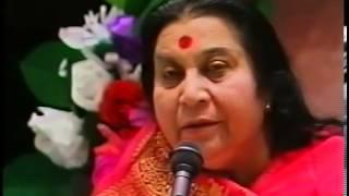 Sahaja Yoga - Shri Paramchaitanya Puja, 1989 (Shri Mataji Nirmala Devi)
