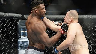 Кейн Веласкес против Фрэнсиса Нганну ПОЛНЫЙ БОЙ / Нокаут за 26 секунд / NGANNOU VS VELASQUEZ FIGHT