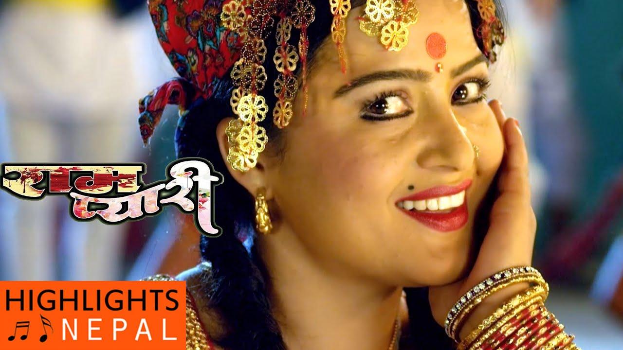 Chham Chhamti Pauju Haru - Full Video Song | Nepali Movie ...  Nepali Movie Song By Rekha Thapa