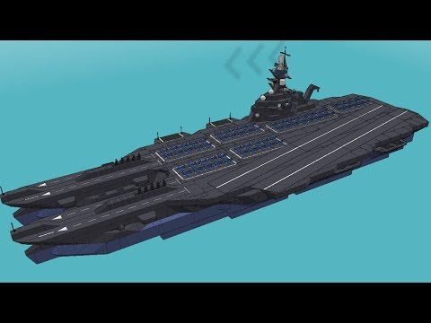 Warship Craft Tutorial: DRN Midnight DRCV-880 (50 Subscriber Special)