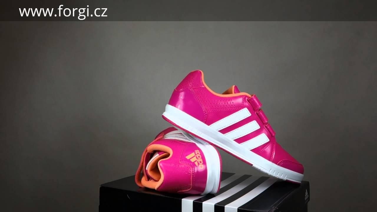 Dětské boty adidas Performance LK Trainer 7 CF K AF4642 - YouTube f6fd240ce15