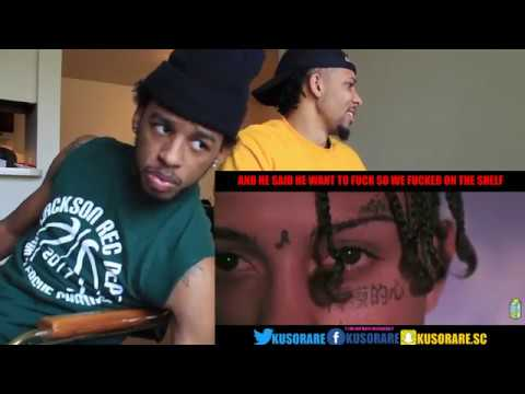 Lil Skies - Red Booty ft. Landon Cube (Dir. by @_HoleBennett_) - Reaction