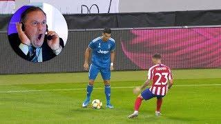 Crazy Commentators Reactions On Cristiano Ronaldo Skills