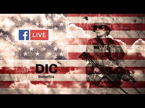 DIC Benefits For Survivors Of Veterans