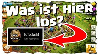 WAS IST HIER LOS? - DANKE UND COMMUNITY CW?| Clash of Clans Deutsch | Let´s Play COC