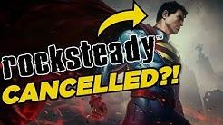 Warner Bros. REJECTED Rocksteady's Superman Game