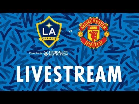 LA Galaxy Academy vs Manchester United Academy | LIVESTREAM