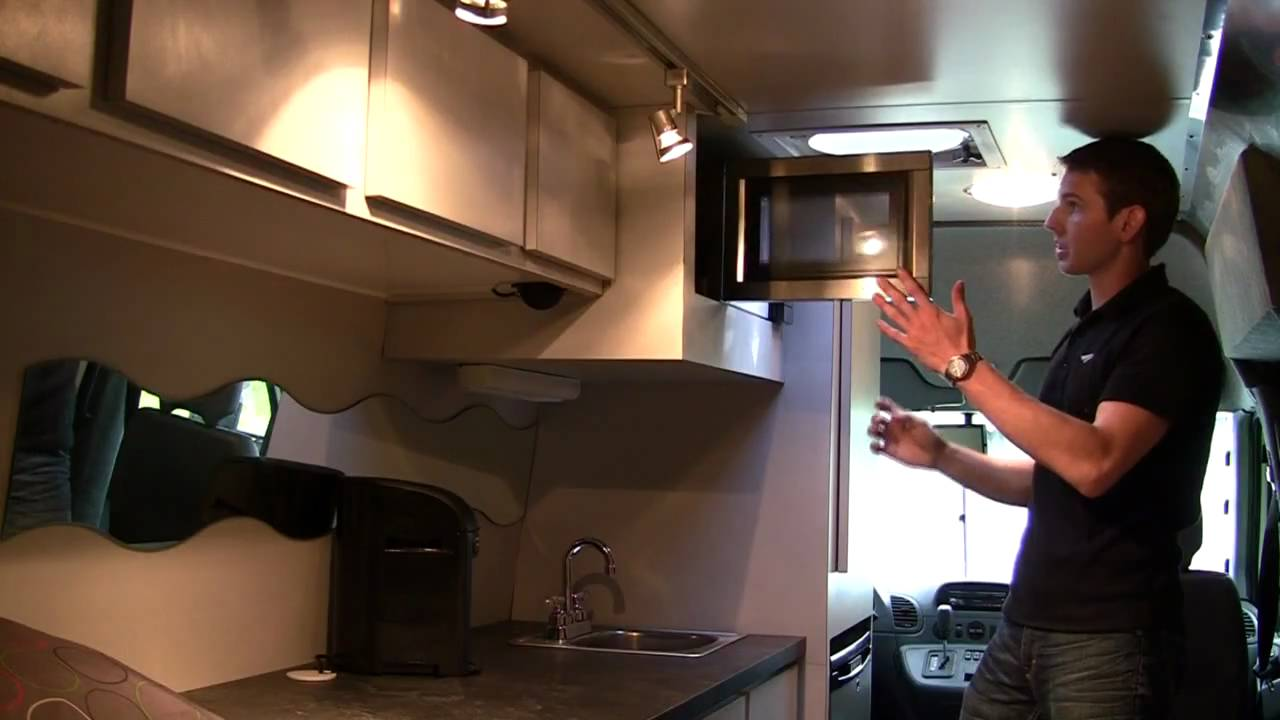 Sprinter Van Rv Conversion Camper Walkthrough Amp Review
