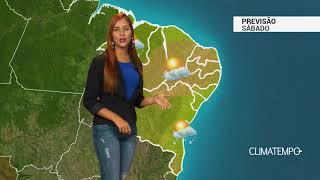Previsão Nordeste - Sol forte e pouca chuva