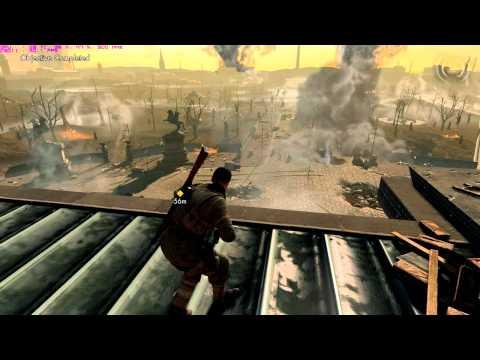 Sniper Elite V2 ending