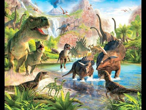 """Окружающий мир 1 класс, """"Когда жили динозавры?"""", с.18-19, Школа России."""