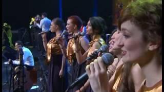 Prifarci & Vocabella & Kvartet Karik -  Moj fantič je prijezdil (ljudska)