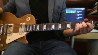 Risen - Israel Houghton (Guitar cover)