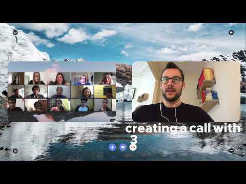 Video Conferencing for Designers | Teleport & Saved By Robots