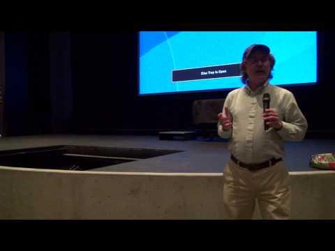 Dr. David Montgomery: Symphony of the Soil - April 17, 2013