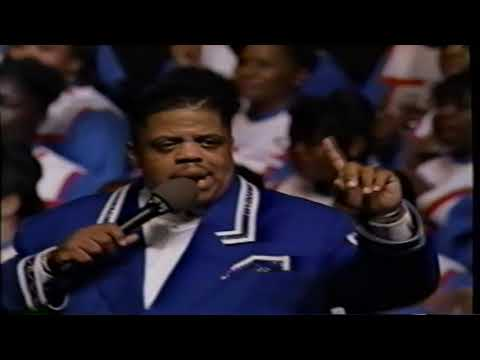 Rev. James Moore and The Mississippi Mass Choir - Lift Him Up