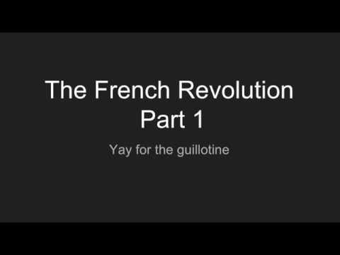 The Beginnings of the French Revolution