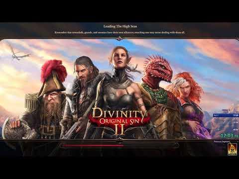 Divinity: Original Sin 2 speedrun (33:06)