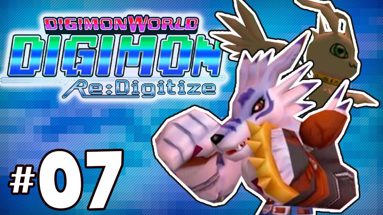 Megaseadramon faminto - Digimon World Re: Digitize parte ...