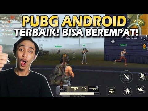 PUBG Android Terbaik Yang Pernah Gua Coba dan Bisa 4an !
