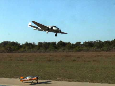 Lockheed Electra Flight