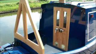 Drayton Narrow Boats 30ft Signet Range.wmv