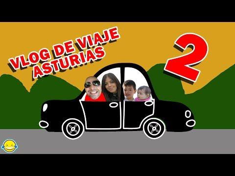 ME CORTO EL DEDO!!! VLOG VIAJE ASTURIAS capitulo 2.