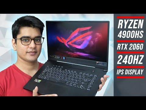 ROG Zephyrus G15 Gaming Laptop Review: Do You Have a Choice?