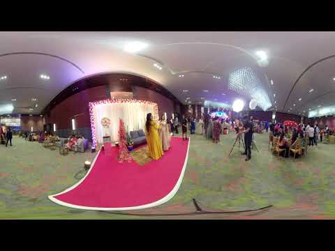 360 wedding video/ Amour Convention/ first ever 4K 360 video