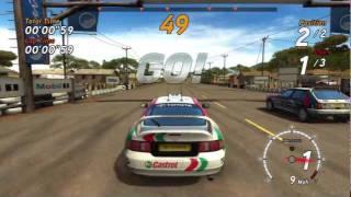Sega Rally Online Arcade Classic Race