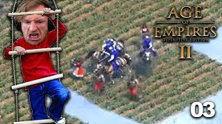 Early Harass of Doom | Age of Empires 2 DE Ranked [#03]
