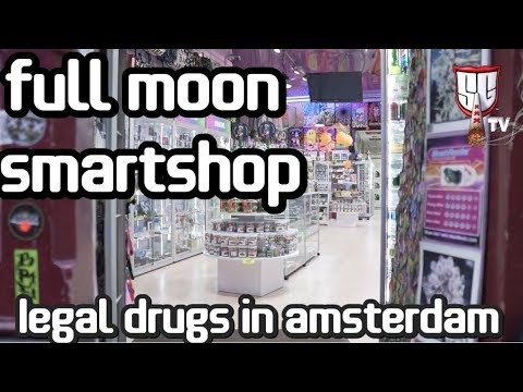 Full Moon Smartshop Amsterdam Best Smart Drugs And More