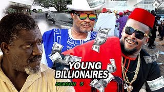 Young Billionaires Season 5 - Zubby Michaels 2017 Latest Nigerian Nollywood Movie | African Movies