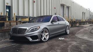 ADV.1 Renntech Tuned Mercedes S63 AMG Daily Driver
