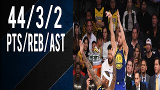 Golden State Warriors vs Los Angeles Lakers Full Game Highlights -Jan 21, 2019