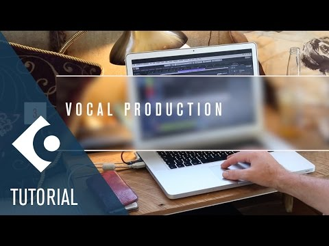 How to Write a Melody and Produce a Lead Vocal | Make Music with Cubase Elements
