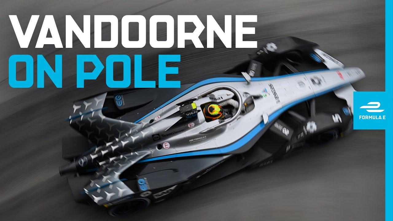 2021 Heineken® London E-Prix - Race 13 | Free Practice 3