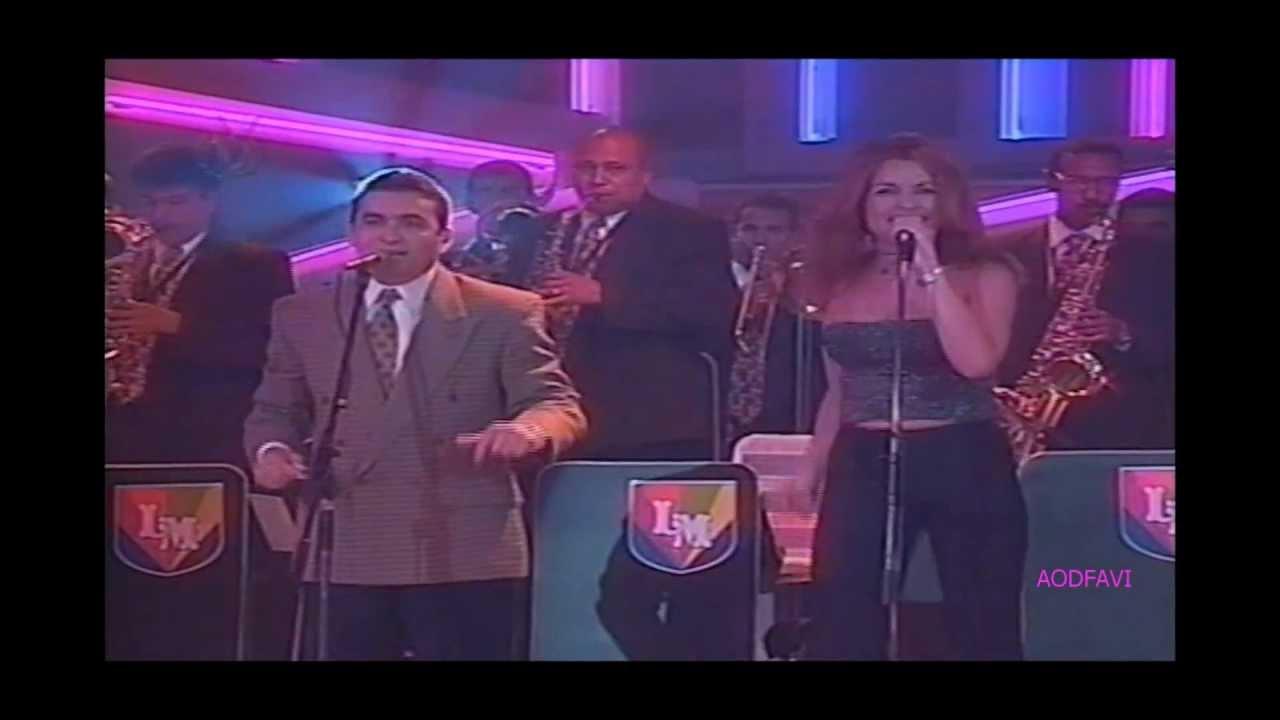 Los Melódicos - Liz Freitez Liz Liz Con Los Melodicos
