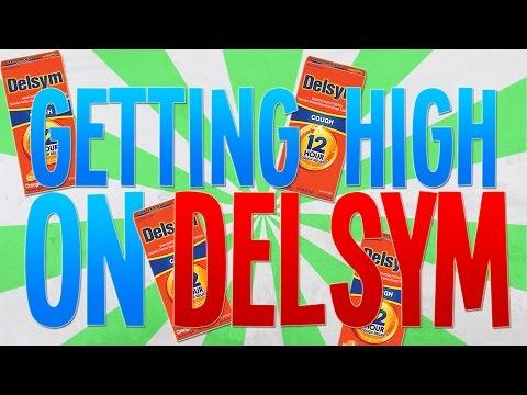 GETTING HIGH ON DELSYM!