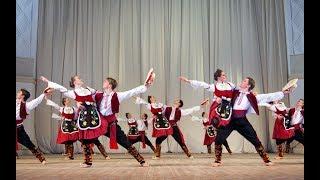Сербский танец. ГААНТ имени Игоря Моисеева.