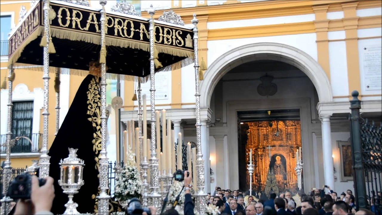 Resultado de imagen de Rosario de la Aurora de la Virgen del Rosario de Montesion