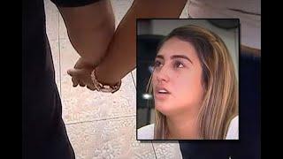 """""""Le pido a Dios que no me lo quite"""": joven venezolana huyó de su país y encontró el amor en Cali"""