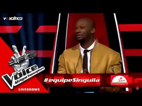 Intégrale Equipe Singuila  | (The Voice Afrique francophone 2016 - GrandShow 1)
