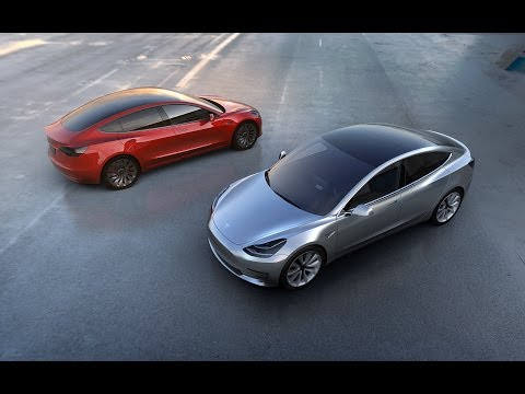 Tesla News - Model 3 start Pre-Production!
