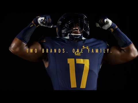 Cal Football: Under Armour Football Uniform