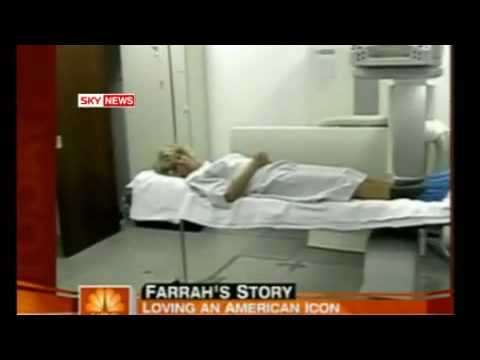 Actress Farrah Fawcett Remembered At La Funeral Youtube