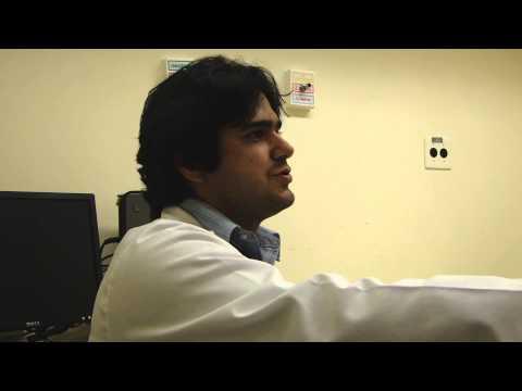 Entrevistas no Hospital Albert Einstein