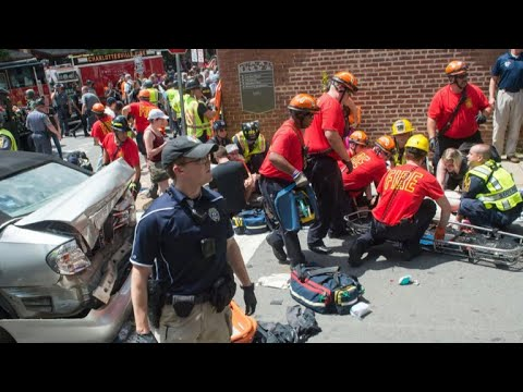 Man who recorded Charlottesville attack speaks out