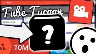 JAKA JEST NAGRODA ZA 10 MILIONÓW SUBÓW? - TUBE TYCOON #19
